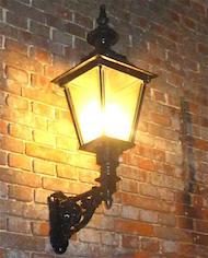 Lampione esterno e Lampioncini da Giardino
